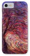 Sunset Tree IPhone Case