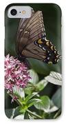 Swallowtail Buterfly IPhone Case