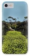 Sweet Vines IPhone Case by Douglas Barnard