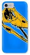 T-rex Graphic IPhone Case by Pixel  Chimp