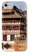 Tanners House Strasbourg IPhone Case by Louise Heusinkveld