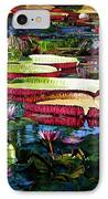 Tapestry Of Color And Light IPhone Case