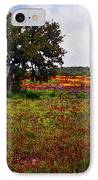 Texas Wildflowers IPhone Case by Tamyra Ayles