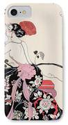 The Backless Dress IPhone Case