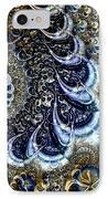 The Blue Diamonds IPhone Case