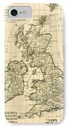 The British Isles IPhone Case