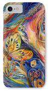 The Chagall Dreams IPhone Case