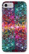 The Cosmos Crown Jewels 1 IPhone Case by Angelina Vick