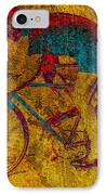 The Cyclist IPhone Case