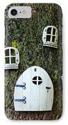 The Elf House IPhone Case