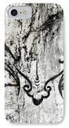 The Eyes Of Guru Rimpoche  IPhone Case by Fabrizio Troiani