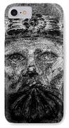 The Face Of War IPhone Case by David Lee Thompson