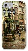 The Fall Of Spring IPhone Case by Evelina Kremsdorf