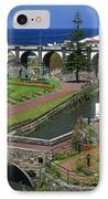 The Gardens Of Ribeira Grande IPhone Case
