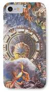 The Gods Of Olympus IPhone Case by Giulio Romano