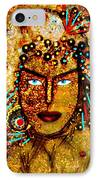 The Golden Goddess IPhone Case