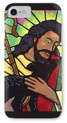 The Good Shepherd - Practice Painting Two IPhone Case
