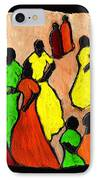 The Gossips IPhone Case