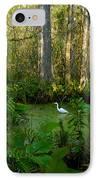 The Great Corkscrew Swamp IPhone Case