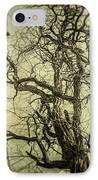 The Haunted Tree IPhone Case