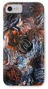 The Hibiscus Flowers IPhone Case by Michael Kulick
