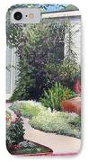The Hidden Garden IPhone Case