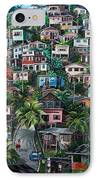 The Hill     Trinidad  IPhone Case by Karin  Dawn Kelshall- Best