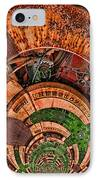 The Hitchhiker IPhone Case by Wendy J St Christopher
