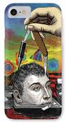 The Inquisition IPhone Case by Eric Edelman