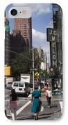The Manhattan Sophisticate IPhone Case