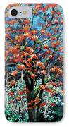 The Mighty Immortelle IPhone Case by Karin  Dawn Kelshall- Best