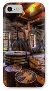 The Milling Room IPhone Case by Mark Papke