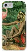 The Nubian IPhone Case by Georgio Marcelli