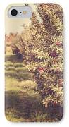 The Orchard IPhone Case by Lisa Russo
