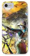 The Parable Of The Sower IPhone Case