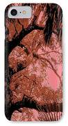 The Passion Of The Oak IPhone Case by Eikoni Images