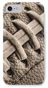 The Path Bw IPhone Case by JC Findley