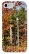 The Peace That Passes All Understanding IPhone Case by Debra and Dave Vanderlaan