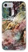 The Prophet On Work IPhone Case by Barry Novis