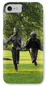 The Puddle Jumpers At Byers Choice IPhone Case