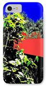 The Red Roof IPhone Case by Eikoni Images