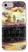 The Road To Home IPhone Case by Shana Rowe Jackson