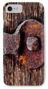 The Rusty Hinge IPhone Case