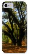 The Sacred Oak IPhone Case by David Lee Thompson