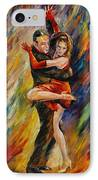 The Sublime Tango  IPhone Case