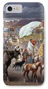 The Trail Of Tears IPhone Case