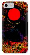 The View From John Carter's Cave IPhone Case by Eikoni Images