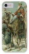 The Wise Men Seeking Jesus IPhone Case