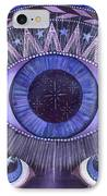 Third Eye Chakra IPhone Case