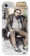 Thomas Nast (1840-1902) IPhone Case